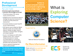 What is ECS Brochure Cover 2016