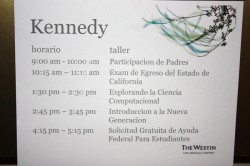California Migrant Parents Conference