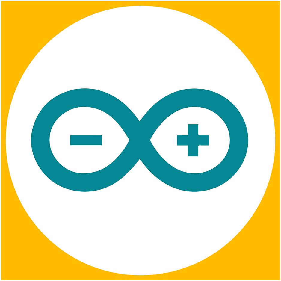 arduino gold circle